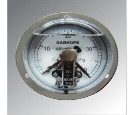 丽江电接点压力表 标准型