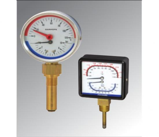 温度压力表 优化型