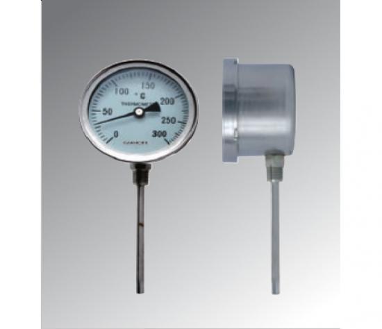双金属温度计  优化型 径向