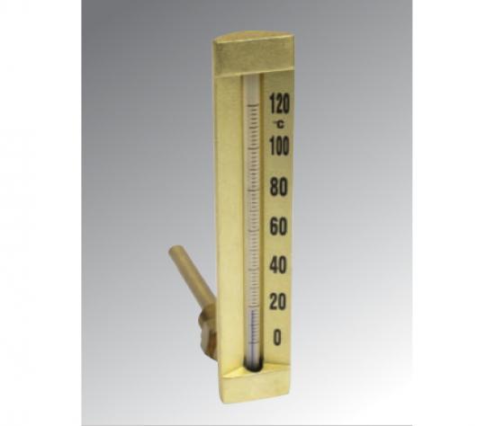 铝棒温度计直角型